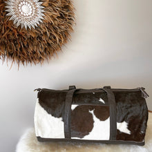 Load image into Gallery viewer, 'LAGUNA' Duffle Bag #0021 - BROWN