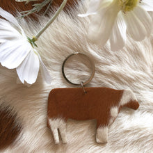 Load image into Gallery viewer, 'BESSIE' Keychain #007