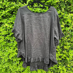 'TULLY' Top - Black