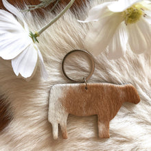 Load image into Gallery viewer, 'BESSIE' Keychain #0012