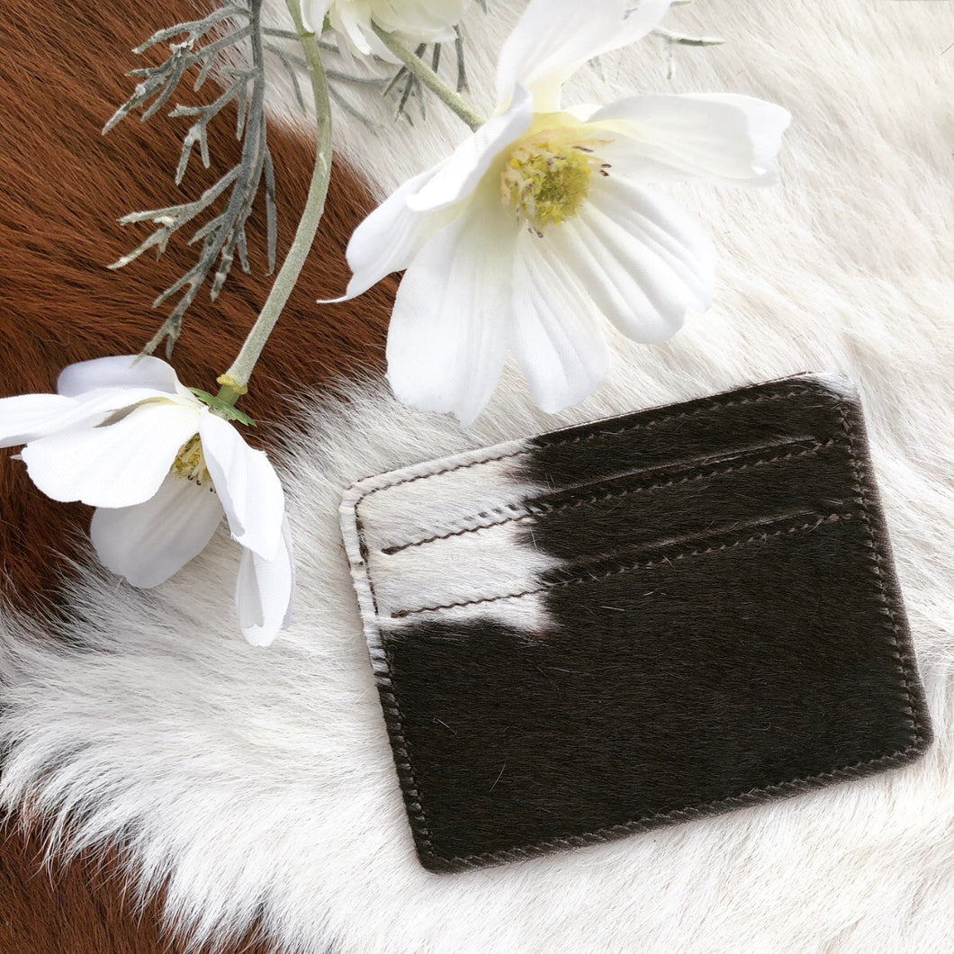 'JANEY' Pocket Wallet #001