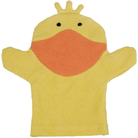 Duck Organic Wash Mitt