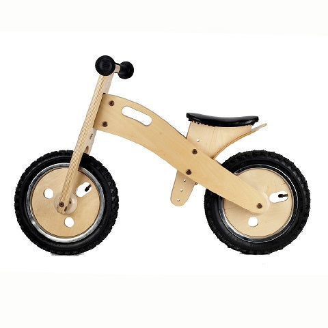 Wooden Toddler Balance Bike
