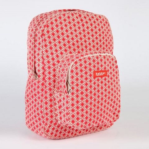 BAkker Made With Love Redstar Backpack