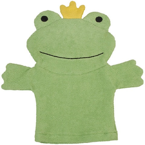 Rich Frog Wash Mitt