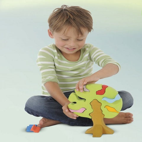 NIC Toys Bird Tree Puzzle