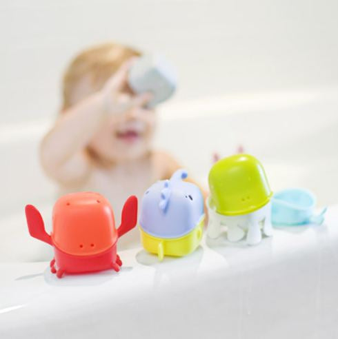 Boon Creatures Bath Toys