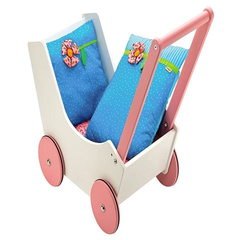 Haba Walk-Along Dolly Pram