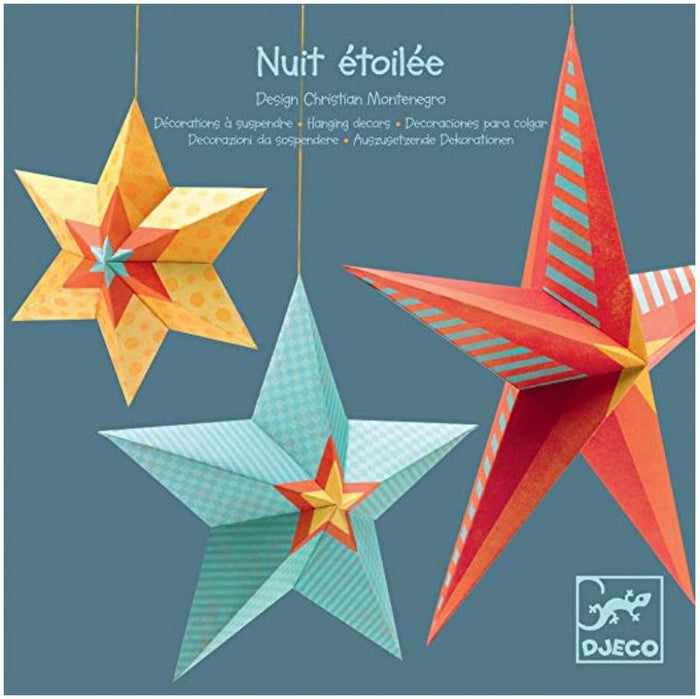 Djeco Stars at Night Hanging Decor