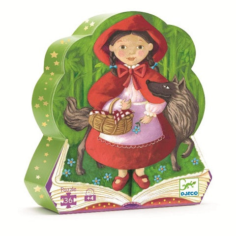 Djeco Little Red Riding Hood Puzzle