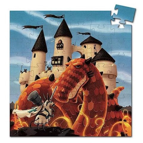 Djeco Dragon's Castle Puzzle