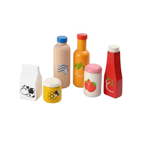 Plan Toys Food & Beverage Set