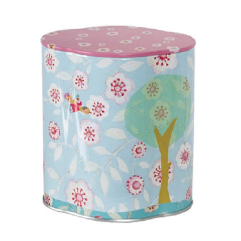 Maileg Flower Metal Tin