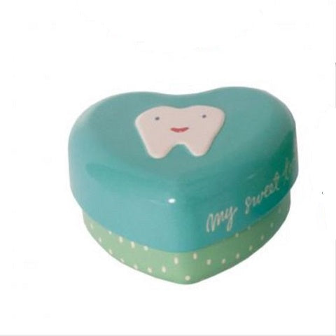 Maileg My Tooth Box, Blue