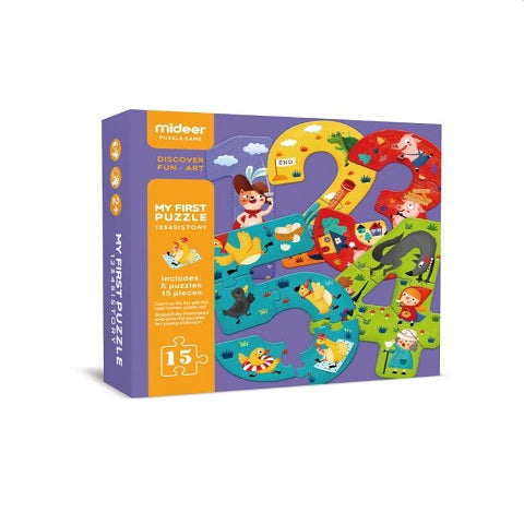 Mideer Jigsaw Puzzles