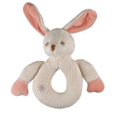Miyim Knitted Teether, Bunny