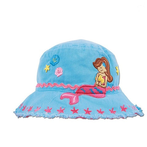 Stephen Joseph Mermaid Bucket Hat