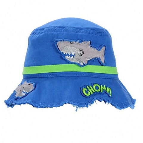 Stephen Joseph Shark Bucket Hat