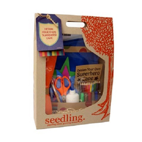 Seedling Design a Superhero Cape Kit