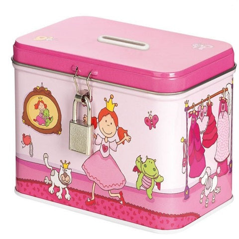 Sigikid Pinky Queen Piggy Bank