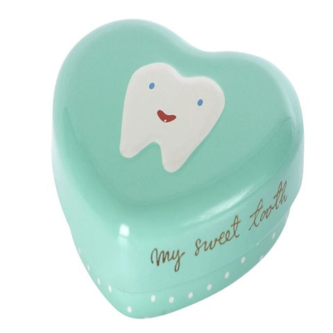 Maileg My Tooth Box, Mint Green