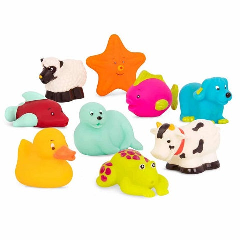 B. Toys Squish and Splash Bath Toys