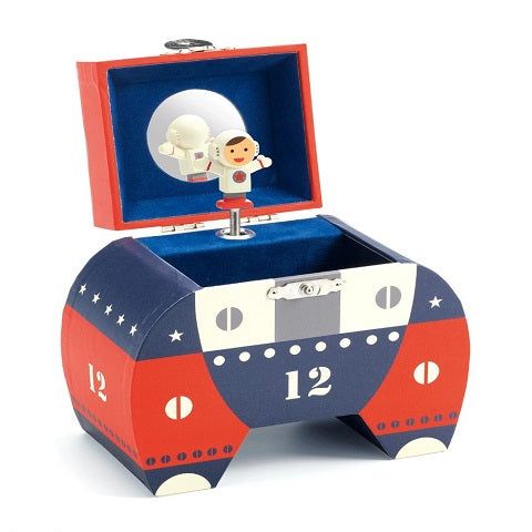 Djeco Astronaut Musical Box