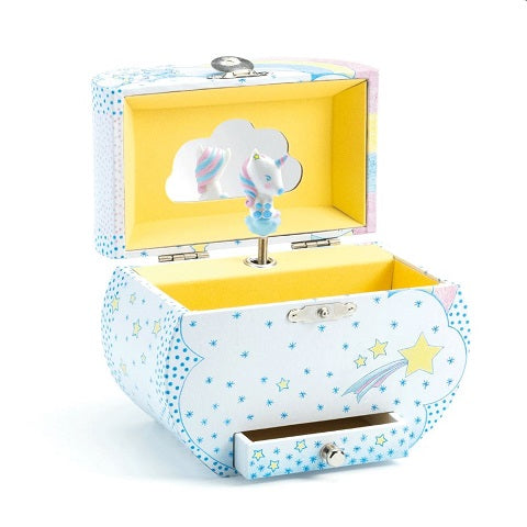 Djeco Unicorn Musical Box