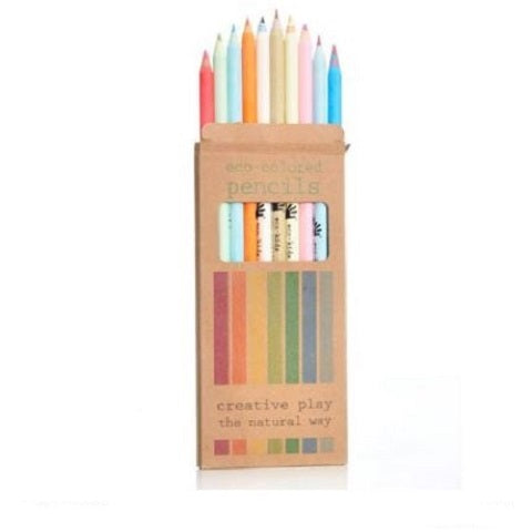 Eco-Colored Pencil Crayons