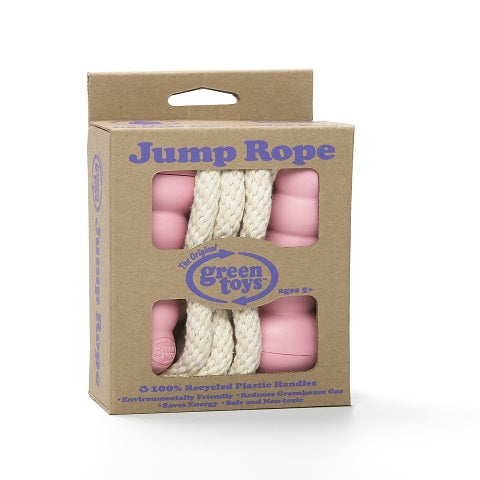 Green Toys Jump Rope, Pink