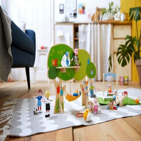 Haba Little Friends Playset