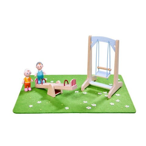 Haba Little Friends Playground Play Set
