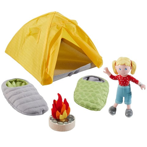 Haba Little Friends Camping Trip Set