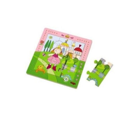 Haba Discovery Princess Puzzle