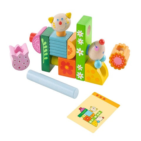 Haba Brain Buillder Cat & Mouse