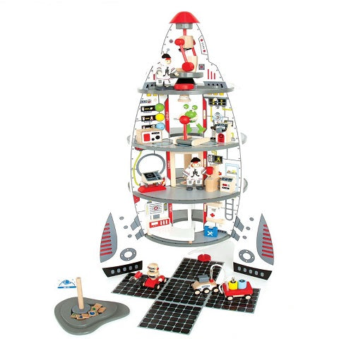 Hape Discovery Space Center Kid's Play Set
