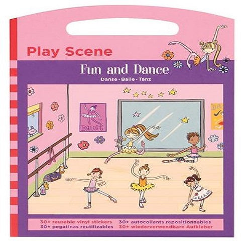 Mudpuppy Fun and Dance Play Scence