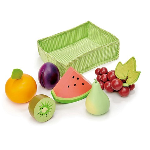 Tender Leaf Toys Fruity Market Crate