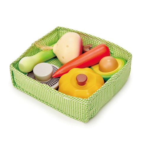 Tender Leaf Veggie Crate
