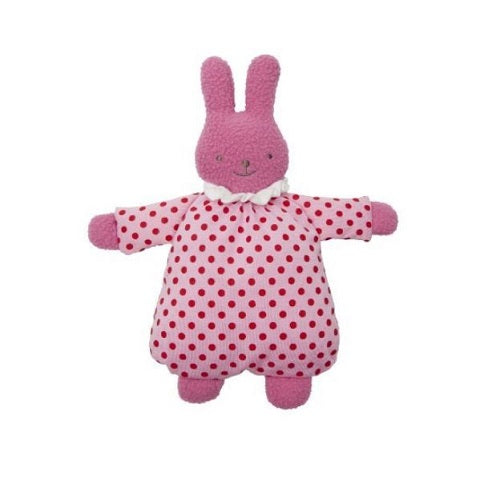 Trousselier Bunny Rattle, Fuschia