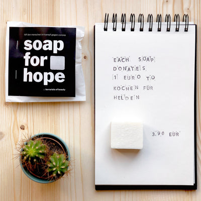 soap for hope: von corona, eigeninitiative und existenzängsten
