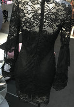 The Little Black Lace Dress