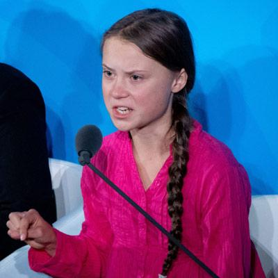 Greta Thunberg - United Nations General Assembly Speech