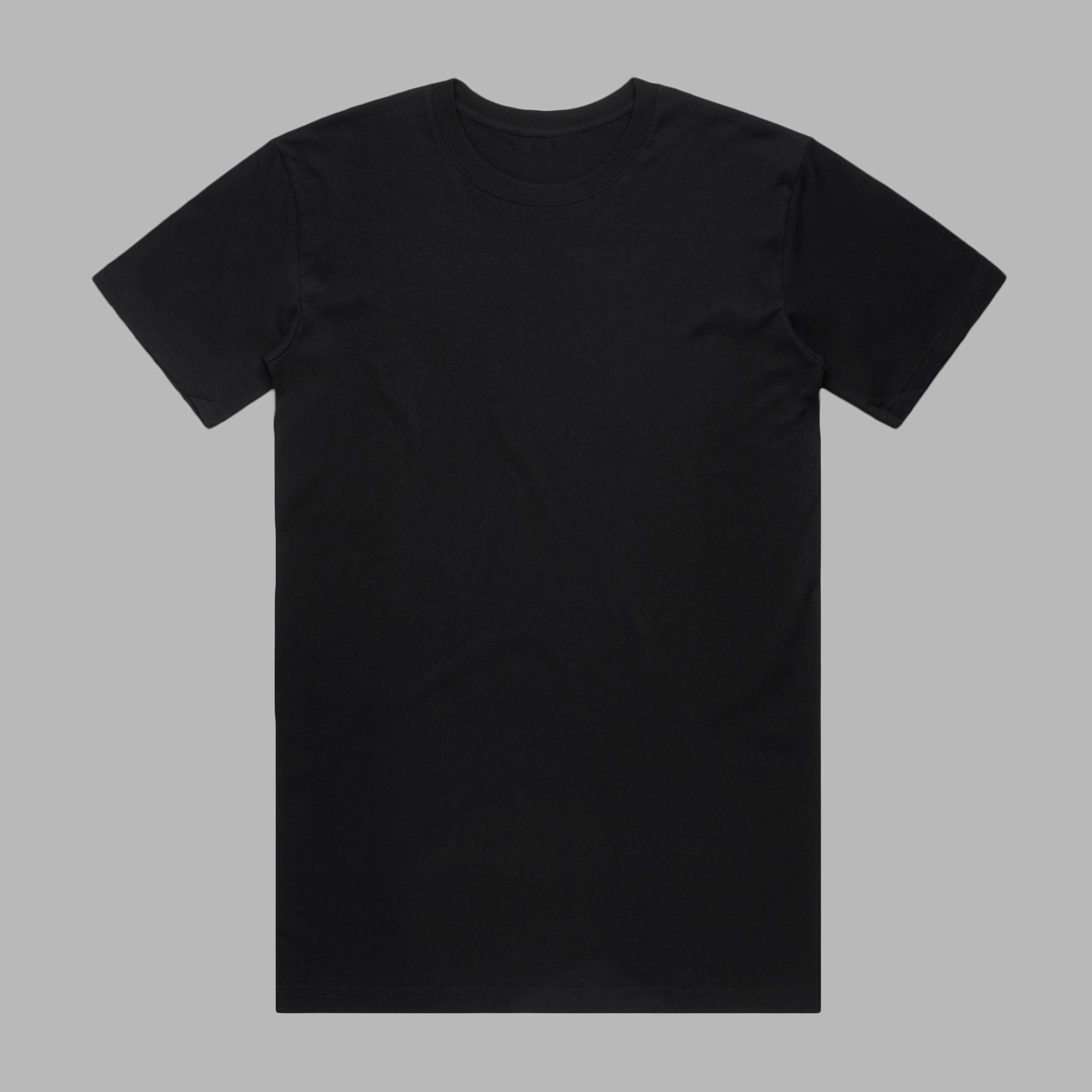 Premium Organic Cotton T-Shirt - Black
