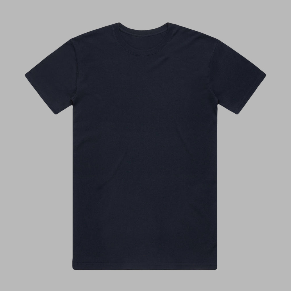 Premium Organic Cotton T-Shirt - Dark Navy