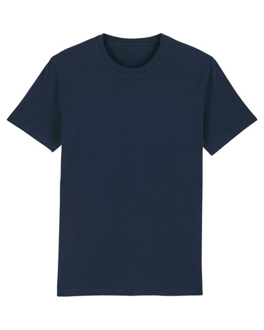 Women's Attenborough Organic Cotton T-Shirt - Navy