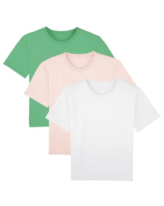 Workwear Relaxed Tees - 3 Pack
