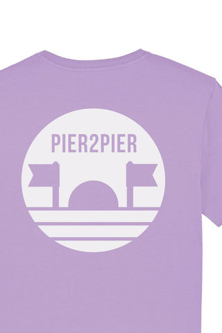 This T-Shirt Cleans Beaches - Lilac