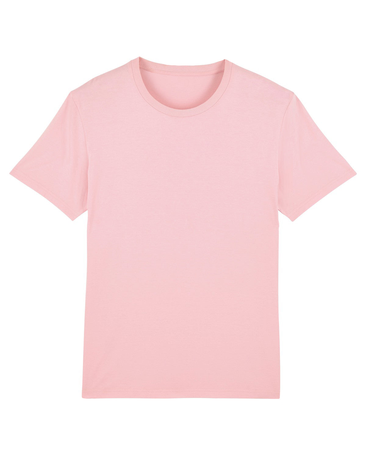 Attenborough Organic T-Shirt - Classic Pink
