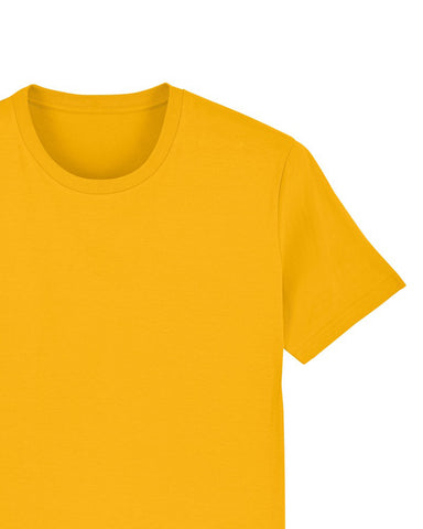 Women's Attenborough Organic Cotton T-Shirt - Yellow